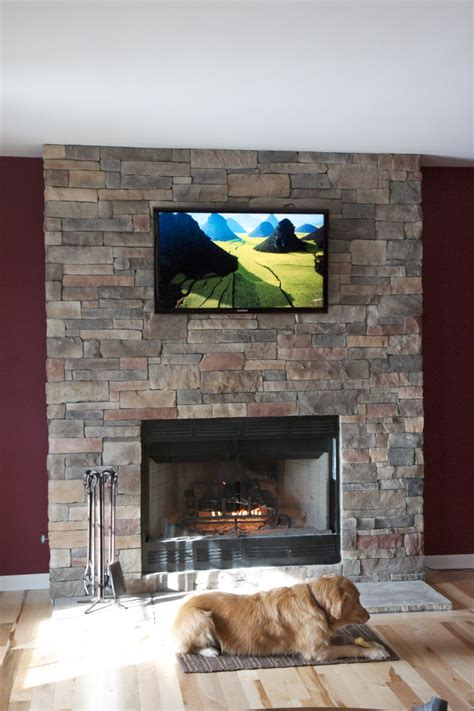 Veneer Fireplace by Veneer Archives