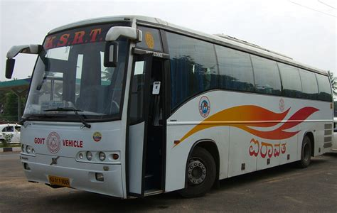 volvo bangalore image gallery karnataka tourism bus