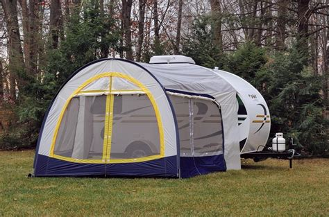 R Dome Awning With Screen Room 28 Images Forest River Inc Manufacturer Of Travel