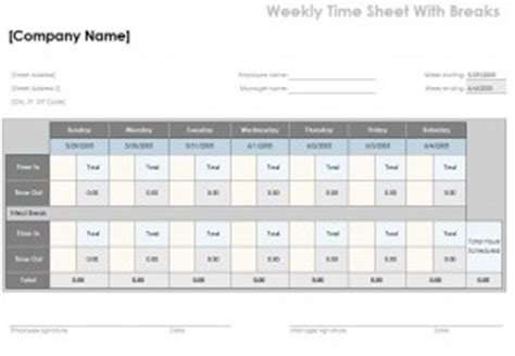 7 timesheet calculator with lunch workout spreadsheet