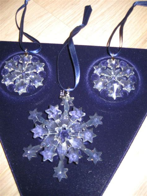 swarovski christmas ornaments 2004 catawiki