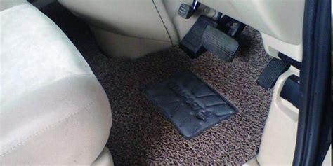 Karpet Mobil Up cara mudah rawat karpet dasar mobil kompas