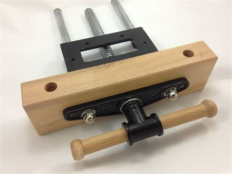 woodworking bench front vise front jaw brand