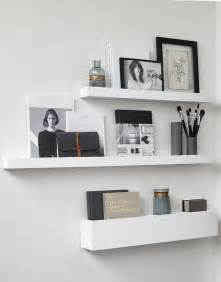 home interior shelves 25 best ideas about white shelves on bedroom