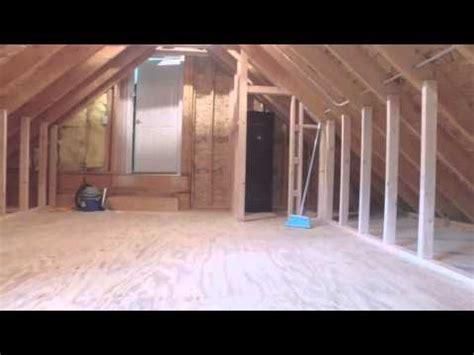 attic knee wall framing knee wall framing