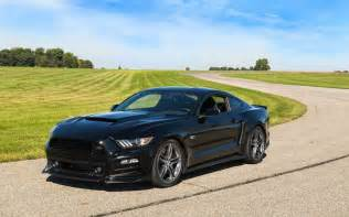 2015 Ford Mustang Roush 2015 Ford Mustang Gets 600 Hp With Ford Racing And Roush