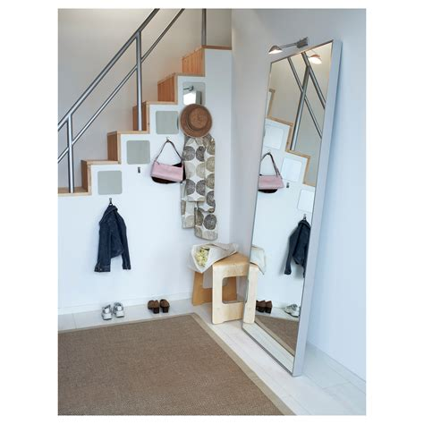 floor mirror ikea ikea hovet mirror can be hung or