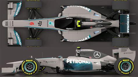 Oscars 2007 Designer Namecheck Update by 2014 Mercedes W05 Audio Racedepartment