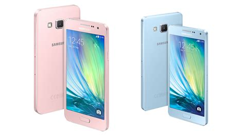 Hp Samsung A5 Warna Pink Samsung Galaxy A3 And Galaxy A5 Release Date Price And