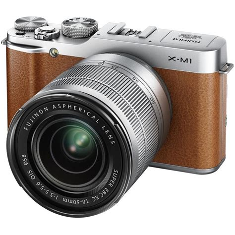 Classic Mirrorless Fujifilm Xa2 Single Kit 16 50mm fujifilm x m1 16 50mm 27mm brown mirrorless cameras photopoint