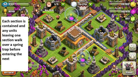 base layout strategy clash of clans best clash of clans strategy 2017