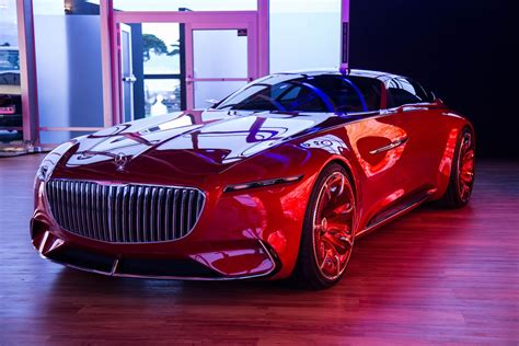 maybach mercedes coupe vision mercedes maybach 6 www autowritetr com