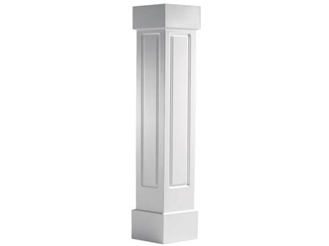 indoor columns indoor faux panels square column covers interior