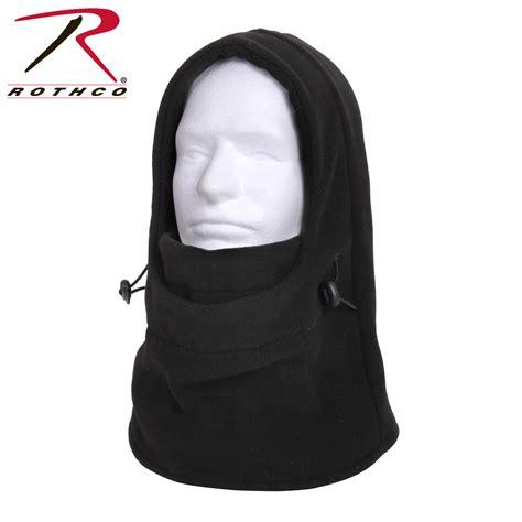 Thermal Fleece Tactical Buff Balaclava Masker Polar 1 rothco 3 in 1 adjustable layer fleece balaclava