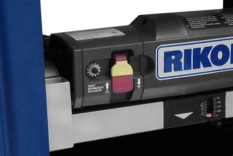 Rikon 25 130h 13 Quot Portable Planer With Helical Cutter Head