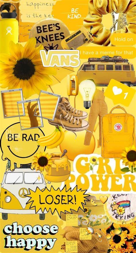 today pin iphone wallpaper yellow yellow aesthetic