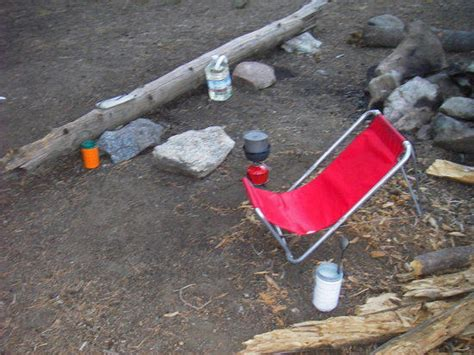 Sling Light Chair by C Chair Backpacking Light