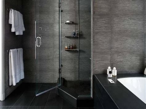 Bathroom Ideas For Men | his turn luxury bathroom design for men maison