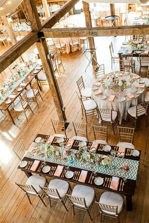 wedding round table setting easy gourmet at the tab venue the