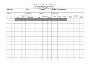 medication signing sheet template best photos of medication sign out sheet template