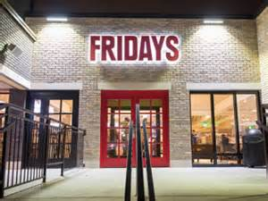 Tgi Fridays Tx Tgi Fridays Just Opened A Prototype In That Could