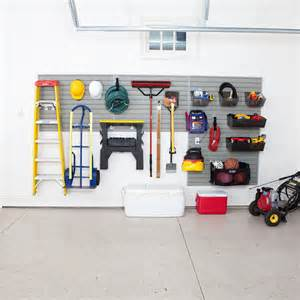 Garage Organization Bc Flow Wall System Fws 4812 12sb13 Garage And Hardware