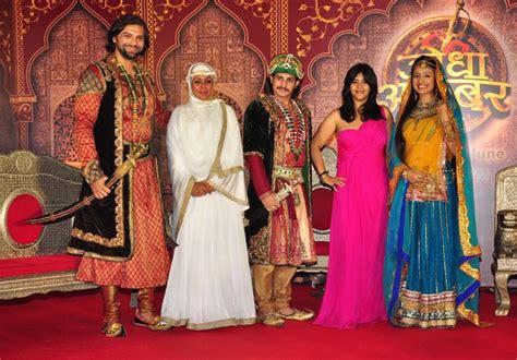zee tv and balaji telefilms launch jodha akbar aali lahar kela kahar jodha akbar tv show
