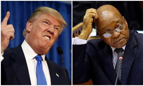 donald trump zuma african nations up in arms over trump s shithole remark
