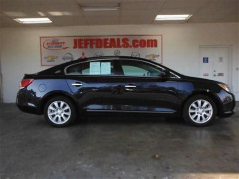 buick lacrosse warranty find used 2012 buick lacrosse certified 48month 48000 mile