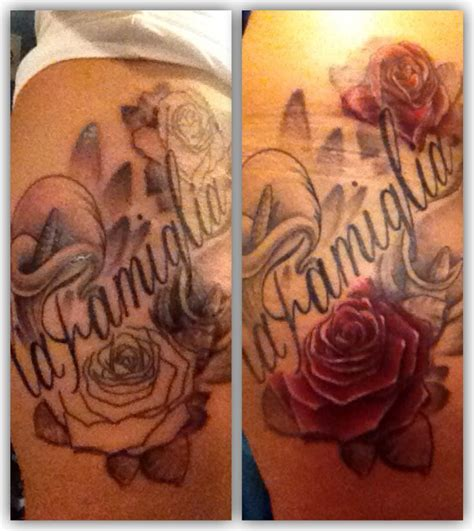family is forever tattoos my family italian family is forever my tattoos