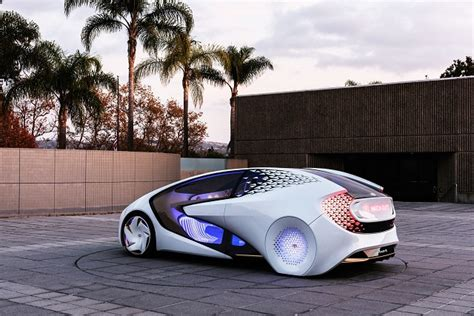 Toyota 2020 Autonomous Driving by Toyota Concept I Autonomous Car Will Be Released In 2020