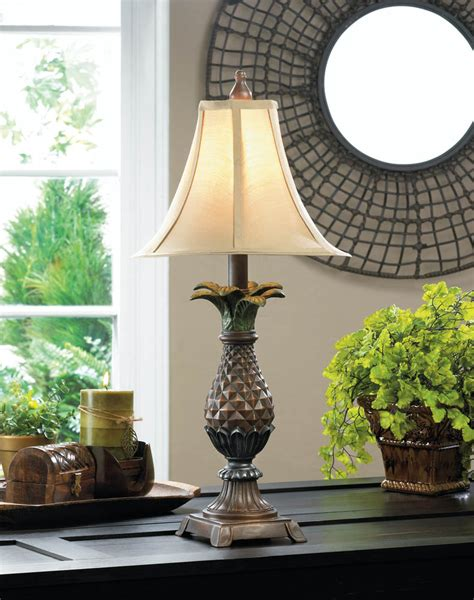 koehler home decor pineapple table l wholesale at koehler home decor