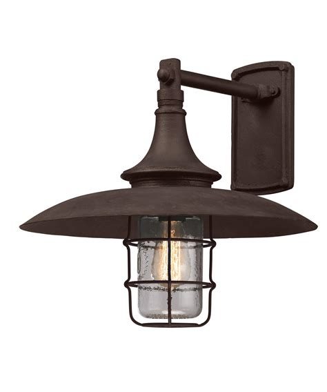 Troy Landscape Lighting Troy Lighting B3221 Allegany Sky 1 Light Outdoor Wall Light Capitol Lighting 1