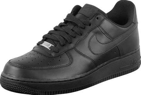 nike air 1 shoes black