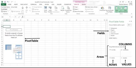 excel tutorial point pdf pivot table from different workbooks excel create pivot