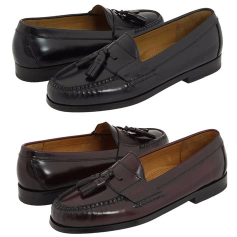 loafers business casual cole haan mens pinch tassel slip on moc toe business