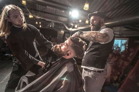 barber bash glasgow 2016 everything you need to know about the great british barber