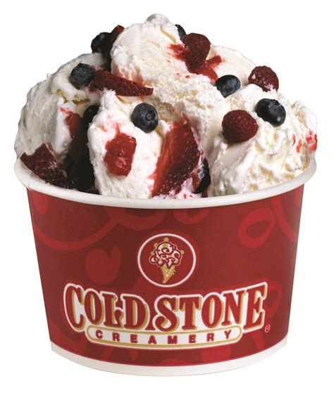Kitchen Updates Ideas by Social Media Case Study Cold Stone Creamery
