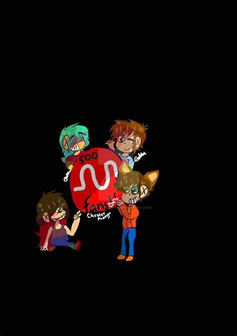 buy musical ly fans 500 fans musical ly by chestermango on deviantart