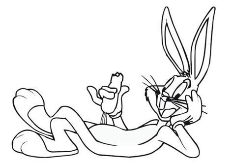 coloring pictures bugs bunny dibujos de bugs bunny para colorear pintar e imprimir