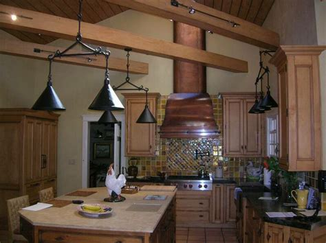Gardenweb Kitchen Forum by Kitchen With Copper Oven Of Wood Cabs Table