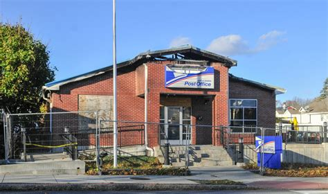 Winthrop Post Office Hours by Demolition Begins On Damaged Winthrop Post Office