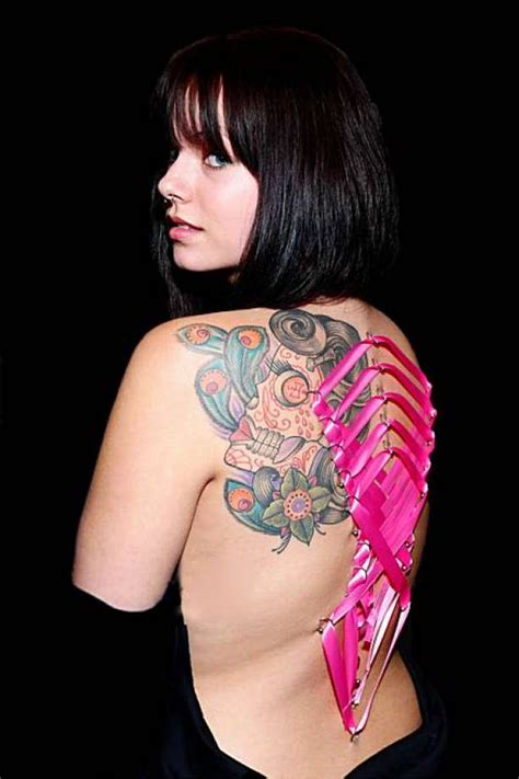 tattoo body art expo san francisco corset piercings tug at perceptions of beauty sfgate