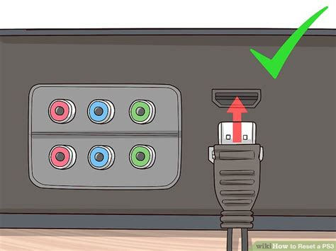 reset playstation 3 video resolution 3 ways to reset a ps3 wikihow