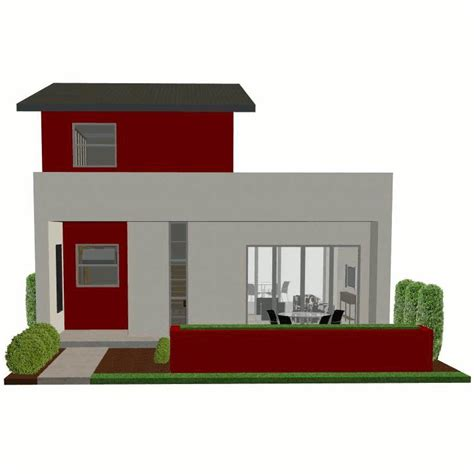 front design small house photos