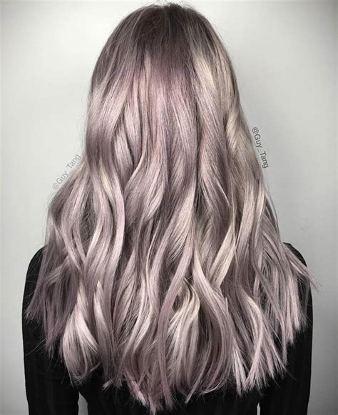hair color 201 silver ombre hair colors for 2017 best hair color ideas