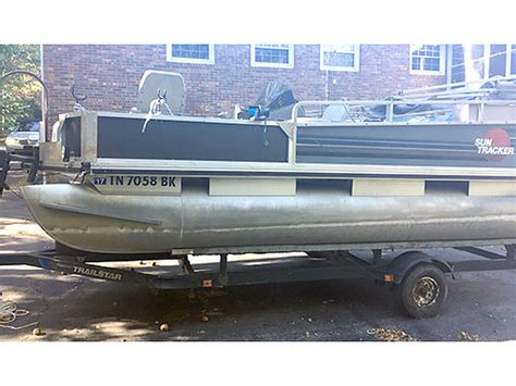 used pontoon boats kingston tn boats for sale knoxville classifieds recycler