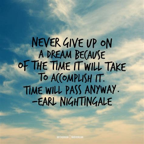 never give up quote inspiration never give up