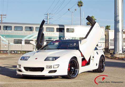 1990 nissan 300zx twin turbo wide body kit beauty in the beast gt gt joe gamas 1990 nissan 300zx z32