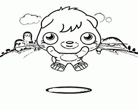moshi monsters coloring pages katsuma moshi monster coloring page coloring home